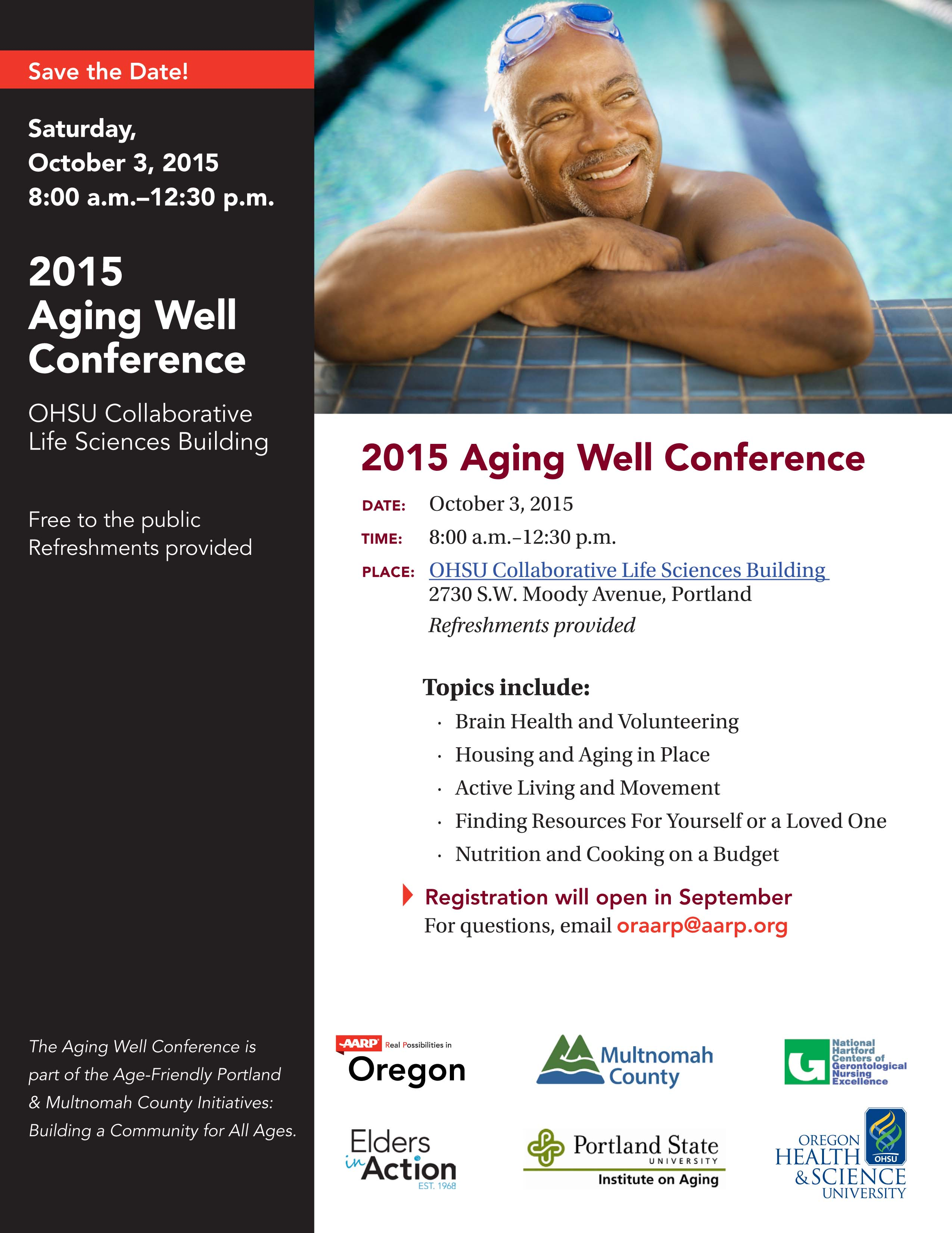 Aging Well Conference Flyer_Save the Date