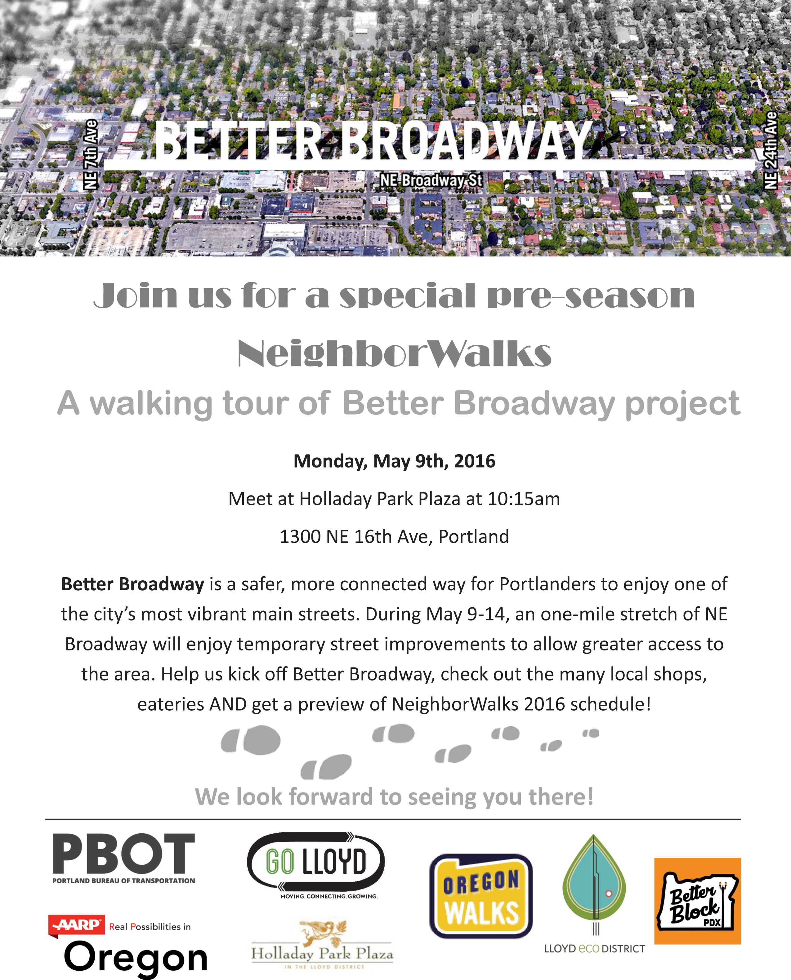 Better Broadway NWalk May 9 2016