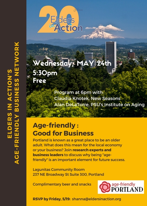 May 24th Business Event